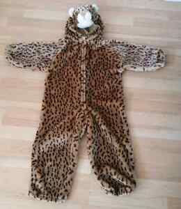 costume dhalloween lopard size 3 4ans