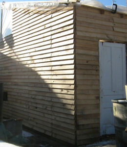 eco friendly sheds, siding London Ontario image 2