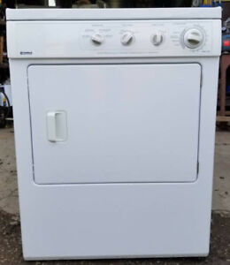 Kenmore stacking Dryer, 220 volt, 12 month Warranty