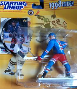 Starting Lineup NHL Hockey Figure
