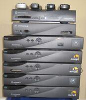 Recepteurs Starchoice ou Shaw Direct à vendre (LOT) télécommande