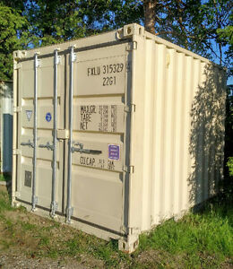 NEW :::: special on new 20ft one trip sea containers! Stratford Kitchener Area image 5