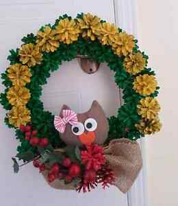 Pine cone wreaths Peterborough Peterborough Area image 5
