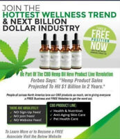 Start your CBD online business FREE!