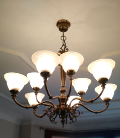 Chandalier ceiling lights