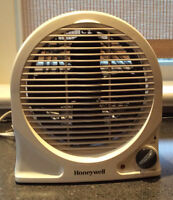 Honeywell Portable Space Heater (White)