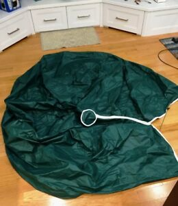 Winter Cover/Tarp for Round Patio Table
