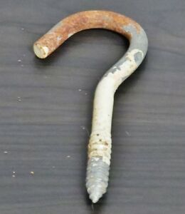 Barn Hook 4 1/2 inches. Screw In