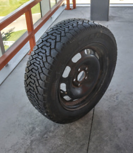 Single 195/65/15 winter tires. Excellent condition