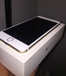 Gold iPhone 6 Plus 64Gb / Just replaced