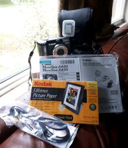 Canon PowerShot A640 10.0MP Digital Camera