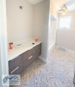 Completely Renovated 3 Bedroom Duplex - Moncton's North End