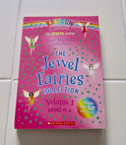 The Jewel Fairies Collection - (4 stories in 1) ages 6-9
