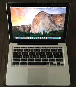 "MacBook Pro - 13"" Early 2011"