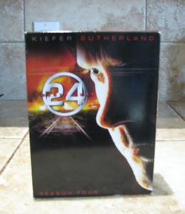 24 Season 4 DVD
