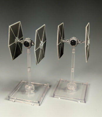 Star Wars X-Wing Miniatures 1.0 Core Set: both TIE Fighters  for sale  Dayton