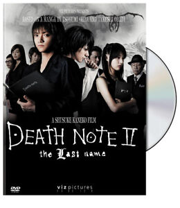 Death Note DVDs-Region Coded For Asia-Great condition-$5 eacheac
