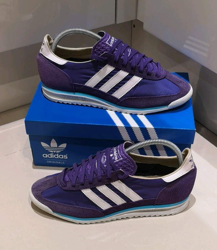 separation shoes d7c3a 35e97 Adidas SL72 Trainers UK 7   in South Normanton, Derbyshire   Gumtree