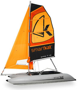 Performance inflatable Smartkat catamaran!