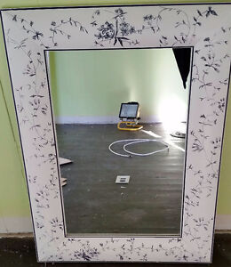 Lovely Floral Mirror