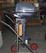 Yamaha 6HP 4-Stroke Outboard Slacks Creek Logan Area Preview