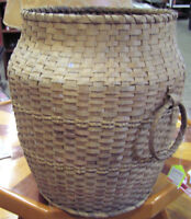 Vintage Iroquois Native Split Ash Laundry Hamper Basket - decor Oshawa / Durham Region Toronto (GTA) Preview