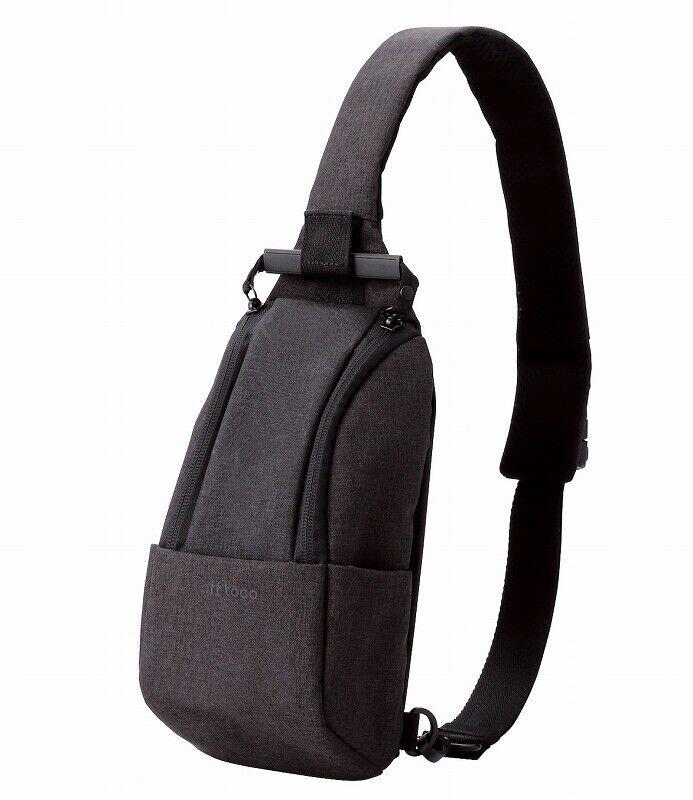 ELECOM Compact Sling Bag off toco DGB-S040