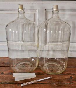 Touries verre hydromètre
