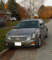 Cadillac CTS Fullyloaded