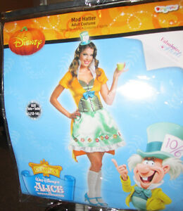 Halloween Alice in Wonderland / Female Mad Hatter