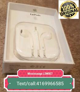 BRAND NEW SEALED Original iPhone / iPod EarPods Earphones 5 6 6+