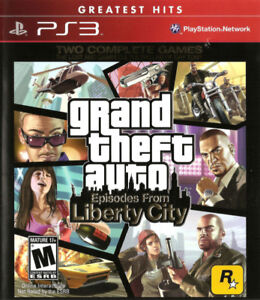 Grand Theft Auto: Episodes from Liberty City for PS3