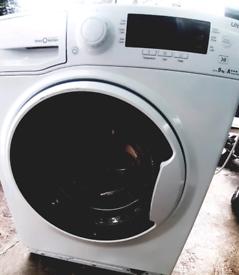 Washing machine HOTPOINT 9KG