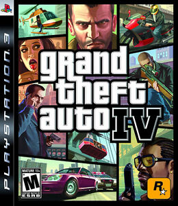 Grand Theft Auto IV for PS3
