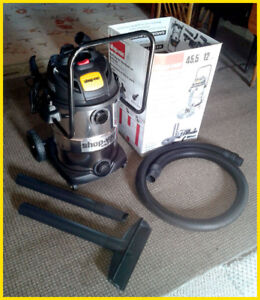 LIKE NEW - Shop-Vac® Ultra Stainless Steel Wet/Dry Vac, 45.5-L
