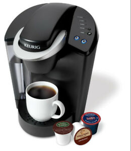 """Coffee machine: Keurig B40, extra filter for """"own grind"""" coffee"""