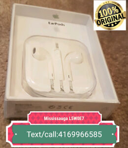 NEW Original iPhone/ iPod EarPods Earphones 5 6 6+ 6S 6S+ & more