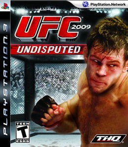UFC Undisputed 3 PlayStation 3 PS3