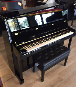 """Pramberger LV-118 47"""" Upright Piano - A European Approach"""