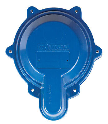 Campbell  ABS  Watertight Well Cap  6-1/4 in.  x 8 in. L