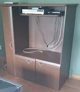 TV Stand and 2 book shelves Windsor Region Ontario image 3
