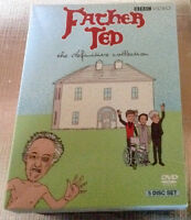 Father Ted English Comedy boxset