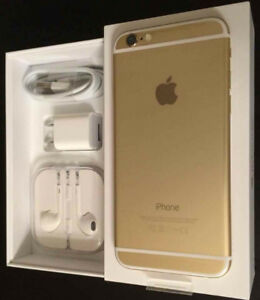 IPHONE 6S PLUS 64GB GOLD MINT-CONDITION
