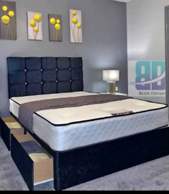 Divan Beds With Free Delivery! Huge Clearance Sale!Divan Beds With Fre