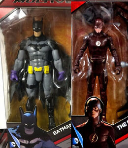 DC multiverse TV Flash - Batman zero year moc no Cnc