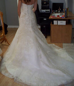 Brand New Maggie Sottero Palartzo Wedding Dress size 8 Belleville Belleville Area image 3