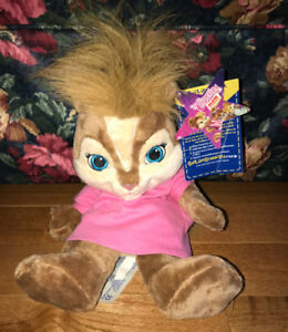 Alvin & The Chipmunks Build A Bear Unstuffed Brittany Girl