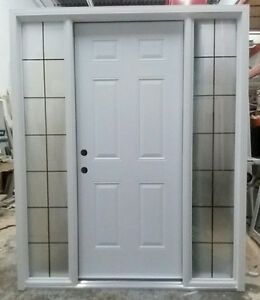 NEW DOOR AND SIDELIGHT UNITS JUST IN