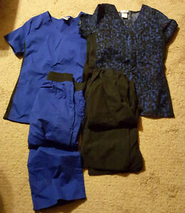 Ladies Scrubs size medium