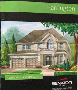 Detached Brand New Home for Sale/Lease in Woodstock
